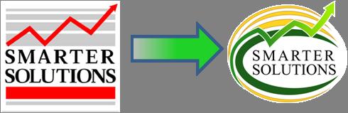 Smarter Solutions Logo Transformation