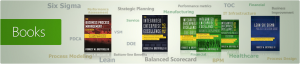 Books about Business Application of IEE Value Chain