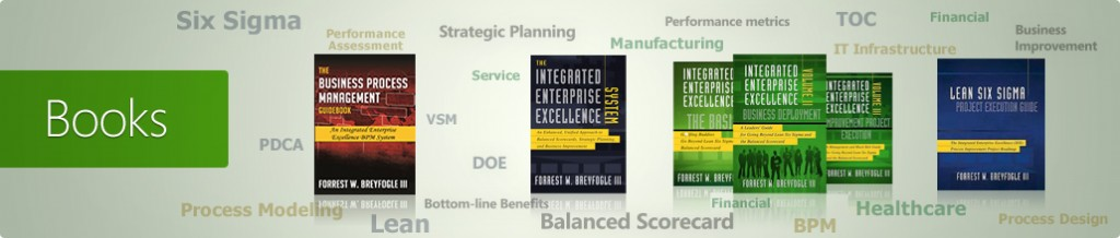 Lean Six Sigma Operational Excellence Books Review