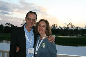 Forrest Breyfogle and Becki in Orlando, Florida