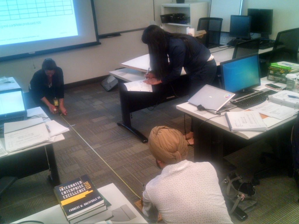 Selecting A Six Sigma Or A Lean Six Sigma Certification Program, an IEE training exercise