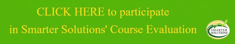 Course Evaluation Link