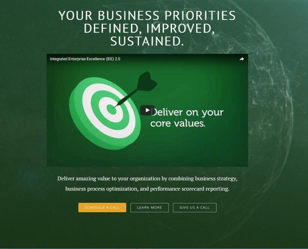 Integrated Enterprise Excellence System Descriptive Video