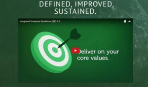 One-minute video that shows resolution to scorecard issues