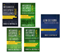 lean six sigma training books