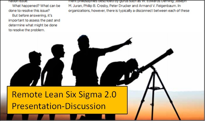 Why Lean Six Sigma Deployments Fail and What to Do about it Presentation