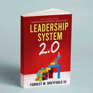 management information system Leadership System 2.0 book